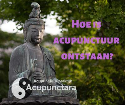 geschiedenis van acupunctuur